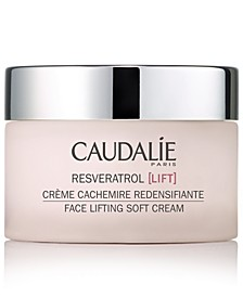 Resveratrol [Lift] Face Lifting Soft Cream, 1.6oz
