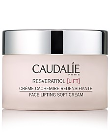 Caudalie Resveratrol [Lift] Face Lifting Soft Cream, 1.6oz