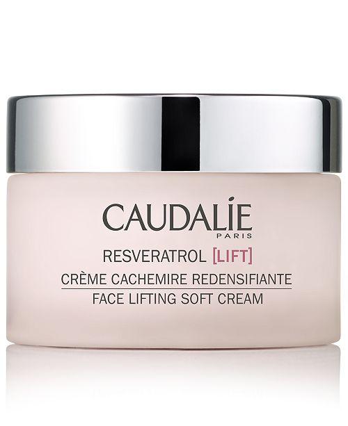 Caudalie Resveratrol Lift Face Lifting Soft Cream 1 6oz