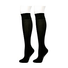 DKNY Rib Turn Cuff Knee High 2 pk