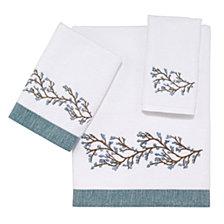 Avanti Elia Embroidered Hand Towel
