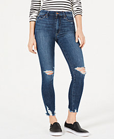 Joe's Jeans The High-Rise Skinny Ankle Jeans