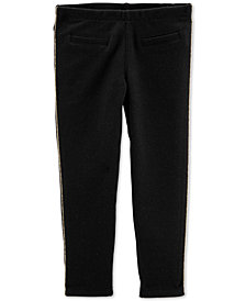 Carter's Toddler Girls Pull-On Double-Pocket Pants
