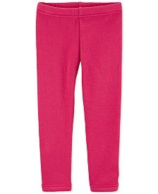 Carter's Toddler Girls Fleece Leggings