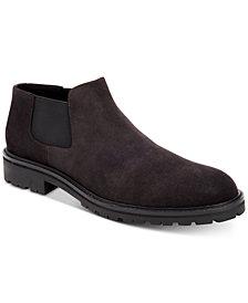 Calvin Klein Men's Udell Suede Boots