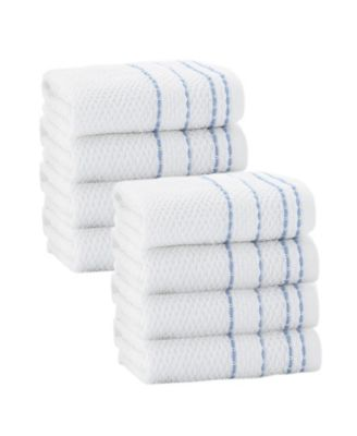 Monroe 8-Pc. Wash Towels Turkish Cotton Towel Set