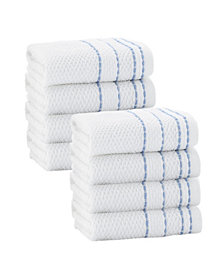 Enchante Home Monroe 8-Pc. Wash Towels Turkish Cotton Towel Set