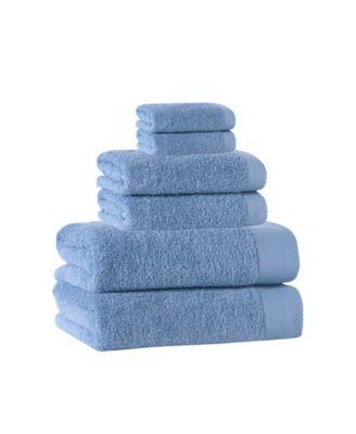 Signature 6-Pc. Turkish Cotton Towel Set