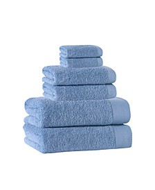 Signature 6-Pc. Turkish Cotton Towel Set