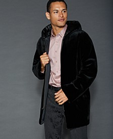 Reversible Sheared Mink Fur Jacket