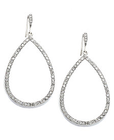 Lauren Ralph Lauren Crystal Teardrop Earrings