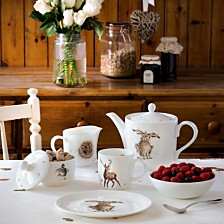 Royal Worcester Wrendale Dinnerware Collection