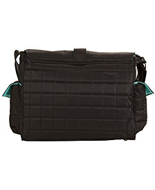 Kalencom Featherweight Quilted Buckle Diaper Bag