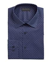 10cfbb28a Assorted AlfaTech by Alfani Men s Slim-Fit Performance Print Dress Shirts