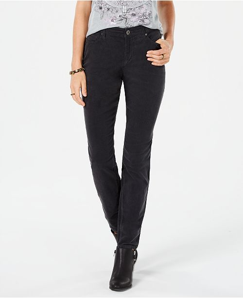a718d579f54d9 Style & Co Curvy Corduroy Skinny Jeans, Created for Macy's ...