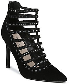 Fergie Aubree  Women's Caged Pumps