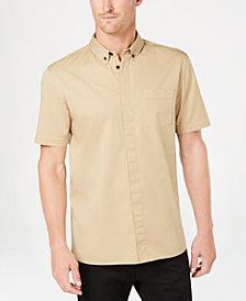 DKNY Men's Twill Shirt