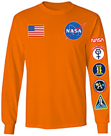 NASA Flight Suit Men's Graphic T-Shirt
