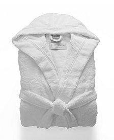 Kassatex Contempo 100% Turkish Cotton Hooded Bath Robe