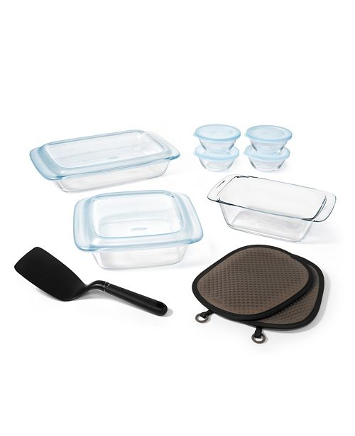 OXO Good Grips 16-Pc. Bakeware Set