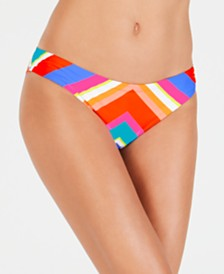 Trina Turk Sunset Chevron Basic Hipster Bottoms