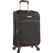 "Anne Klein Bellevue 21"" Carry-On Spinner Suitcase"