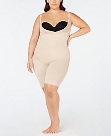 Plus Size Flexible Fit Extra-Firm Singlette 2931