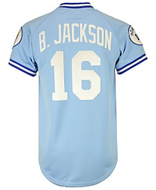 Mitchell & Ness Men's Bo Jackson Kansas City Royals Authentic Jersey