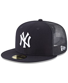 New York Yankees On-Field Mesh Back 59FIFTY Fitted Cap