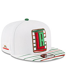 New Era Los Angeles Clippers City Flag 9FIFTY Snapback Cap