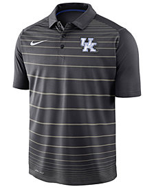 Nike Men's Kentucky Wildcats Striped Polo