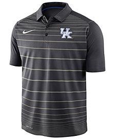 Nike Men's Kentucky Wildcats Striped Polo
