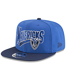 New Era Dallas Mavericks Retro Tail 9FIFTY Snapback Cap