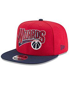 New Era Washington Wizards Retro Tail 9FIFTY Snapback Cap