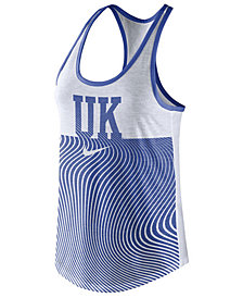 Nike Women's Kentucky Wildcats Dri-Blend Tank Top