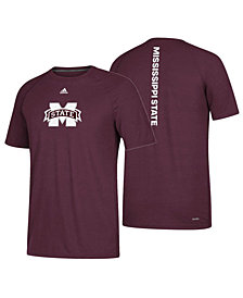 adidas Men's Mississippi State Bulldogs Sideline Sequel T-Shirt