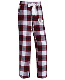 Concepts Sport Women's Texas A&M Aggies Homestretch Flannel Pajama Pants