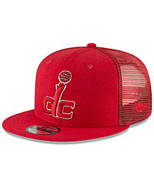 New Era Washington Wizards Almost Tonal Trucker 9FIFTY Snapback Cap