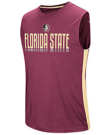 Colosseum Men's Florida State Seminoles Hanging Curveball Tank