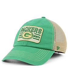 '47 Brand Green Bay Packers Sallana Mesh CLEAN UP Cap