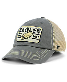 '47 Brand Philadelphia Eagles Sallana Mesh CLEAN UP Cap