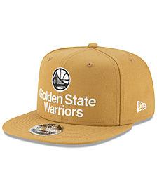 New Era Golden State Warriors Retro Basic 9FIFTY Snapback Cap