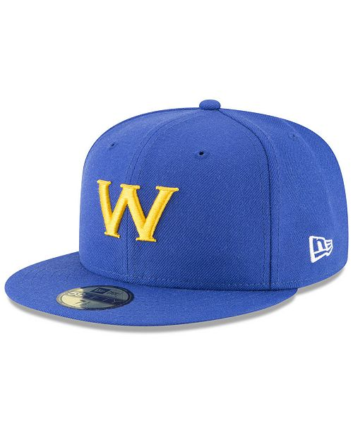 New Era Golden State Warriors Alpha 59FIFTY Fitted Cap