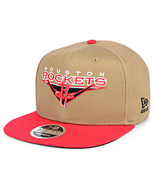New Era Houston Rockets Jack Knife 9FIFTY Snapback Cap