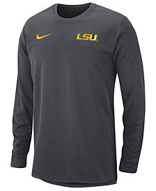 Nike Men's LSU Tigers Modern Crew Sweatshirt