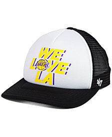 '47 Brand Los Angeles Lakers Region Mesh MVP Cap
