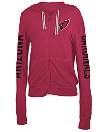 Women's Arizona Cardinals Hooded Sweatshirt