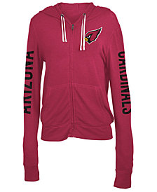 5th & Ocean Women's Arizona Cardinals Hooded Sweatshirt