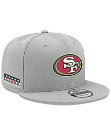 New Era San Francisco 49ers Crafted in the USA 9FIFTY Snapback Cap