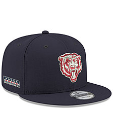 New Era Chicago Bears Crafted in the USA 9FIFTY Snapback Cap